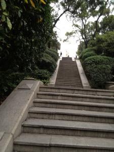 China trip - Guangzhou - Yuexiu Park
