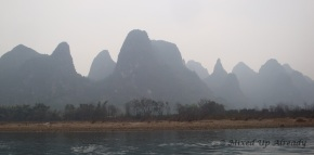 Guilin … The city of hills:)