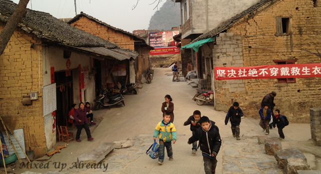 China trip - Guilin - Yulong (Yu Long) River Cruise - After school