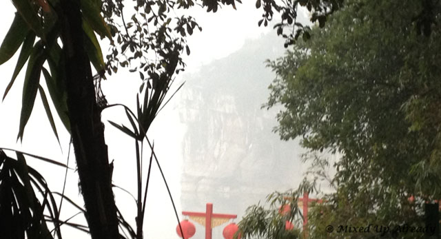 China trip - Guilin - Elephant Hill Scenic Area