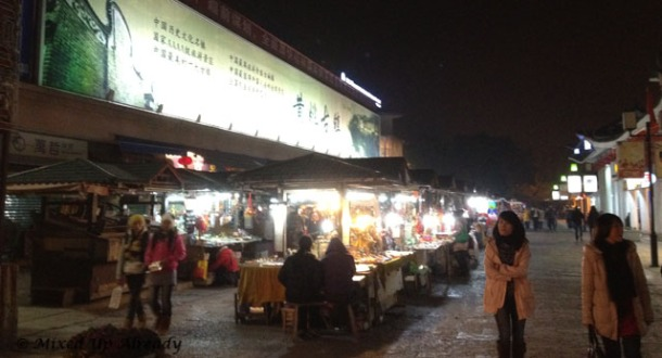 China trip - Guilin - Night market