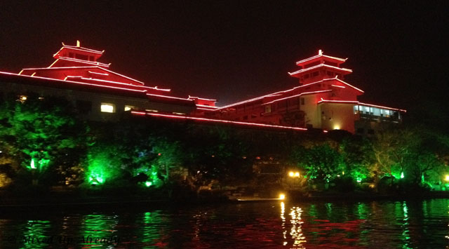 China trip - Guiln - Two Rivers and Four Lakes Cruise - Song City (Mulong Lake)