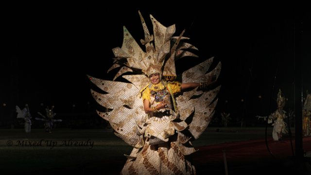 Solo trip - Solo Batik Carnival - Sriwedari Stadium - Meta 4