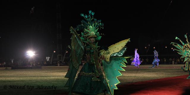 Solo trip - Solo Batik Carnival - Sriwedari Stadium - Meta 5