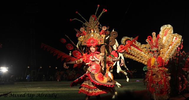 Solo trip - Solo Batik Carnival - Sriwedari Stadium - Meta 6
