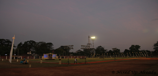 Solo trip - Solo Batik Carnival - Sriwedari Stadium