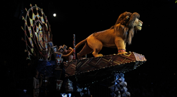 Disneyland Hong Kong - Adventureland - Festival of Lion King - Simba