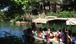 Disneyland Hong Kong - Adventureland - Jungle River Cruise
