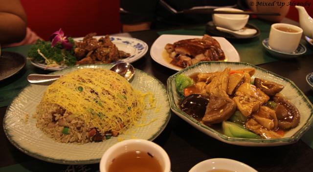 Hong Kong trip - Lantau Island - Ngong Ping Village - Delicious Food
