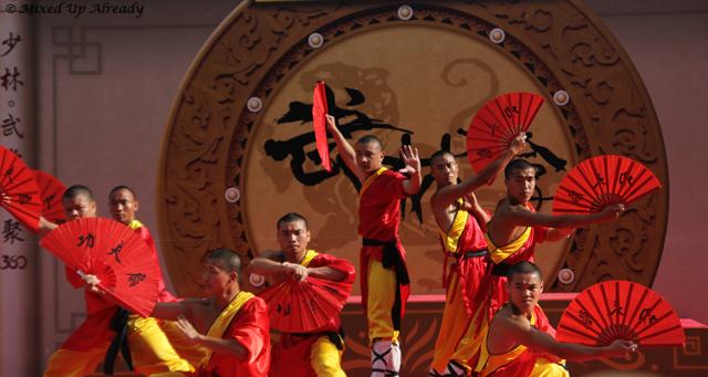 Hong Kong trip - Lantau Island - Ngong Ping Village - Shaolin & Wu Dang Martial Arts Extravaganza (1)