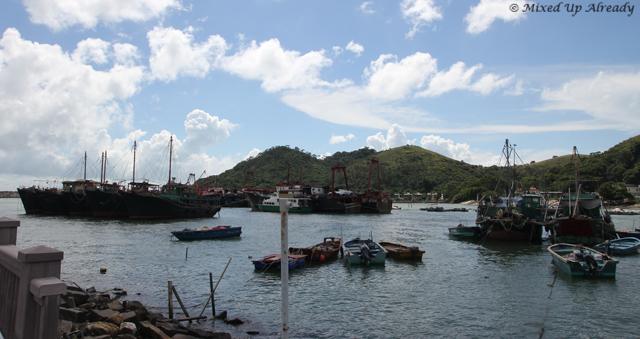 Hong Kong trip - Lantau Island - Tai O Village