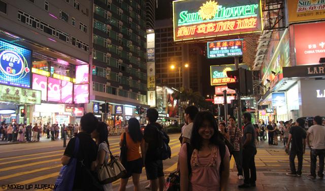 Hong Kong trip - Nathan Road