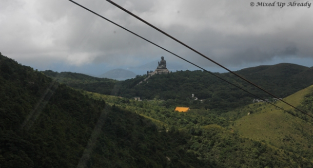 Hong Kong trip - Ngong Ping 360 Cable Car - Tian Tan Buddha