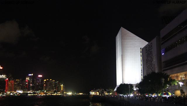 Hong Kong trip - Tsim Sha Tsui Waterfront - Hong Kong Cultural Museum