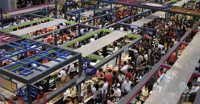 Singapore memory - Takashimaya Shopping Centre - 2011 - Mooncake Festival