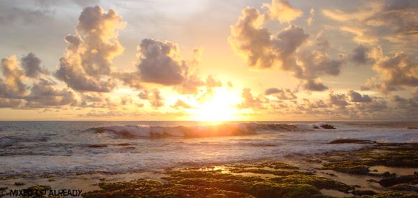 Turnamen Foto Perjalanan - Sawarna Trip - Pantai Karang Taraje