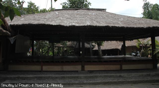 Lombok trip - Desa Sade - Berugak Sekenam
