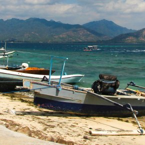 Gili Air of Lombok …