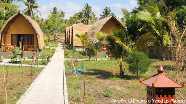 Lombok trip - Gili Air - Other hotel in the island