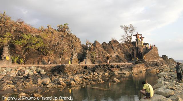 Lombok trip - Senggigi beach - Pura Batu Bolong