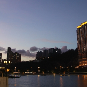 When you brought Vegas to Macau…