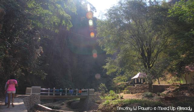 Lombok Gangga trip - Tiu Pupus area