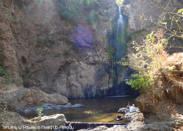 Lombok Gangga trip - Tiu Pupus waterfall