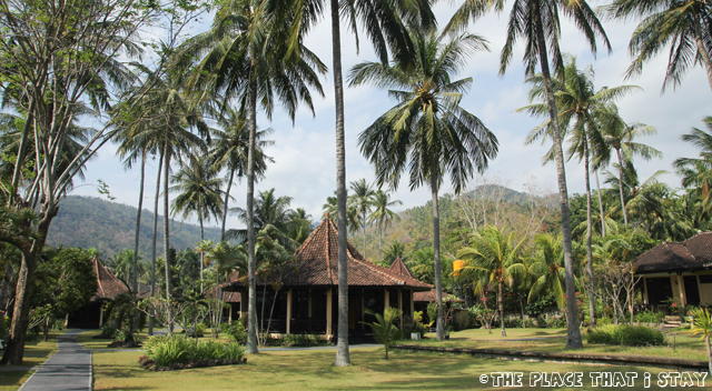 Lombok slomo trip - Mascot Beach Hotel, Senggigi