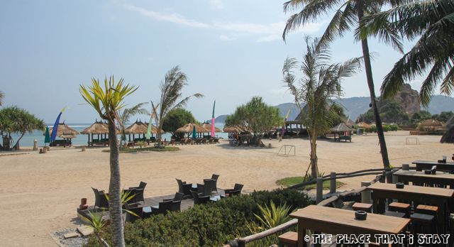 Lombok slomo trip - Novotel Lombok Mandalika Resort