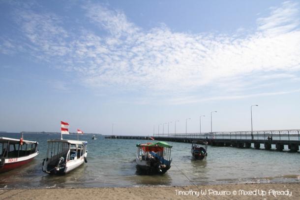 Lombok trip - Gili Trawangan - Bangsal port (2)