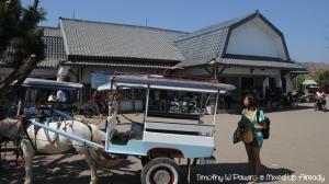 Lombok trip - Gili Trawangan - Bangsal port