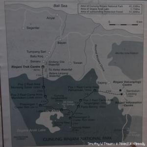 Senaru Lombok trip - Gunung Rinjani National Park