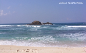 Lombok trip - South beach of Lombok - Pantai Seger