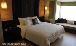 The Place That I Stay - Novotel Lombok - The room