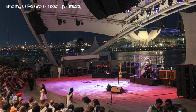 Formula 1 Singapore Grand Prix 2012 - On The Waterfront Stage