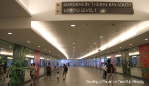 Gardens by the Bay - Bayfront MRT station
