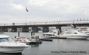 Australia trip - Sydney - Darling Harbour - Pyrmont Bridge