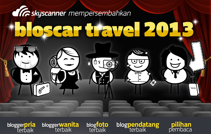 Skyscanner - Bloscar Travel 2013