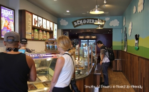 Australia trip - Sydney - Bondi - Ben & Jerry's Ice Cream outlet