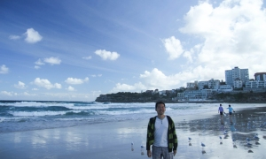 Australia trip - Sydney - Bondi - Timothy W Pawiro