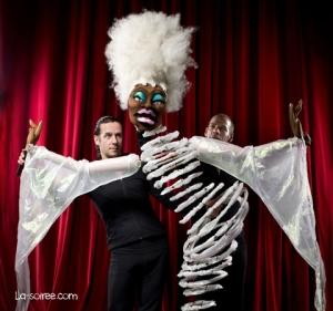 Australia trip - Sydney - Sydney Opera House - La Soiree - Cabaret Decadanse