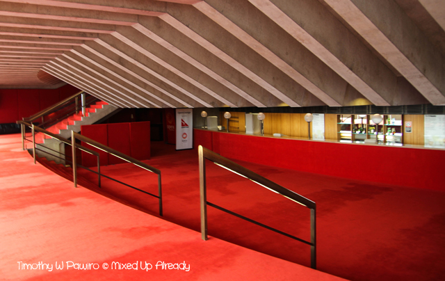 Australia trip - Sydney - Sydney Opera House - The Red Carpet!