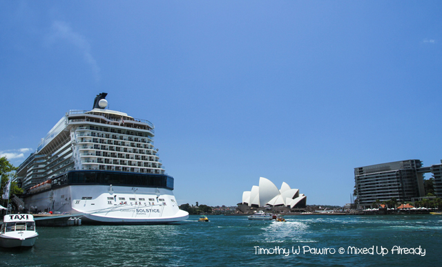 Australia trip - Sydney - Walking Tour - Sydney Harbour