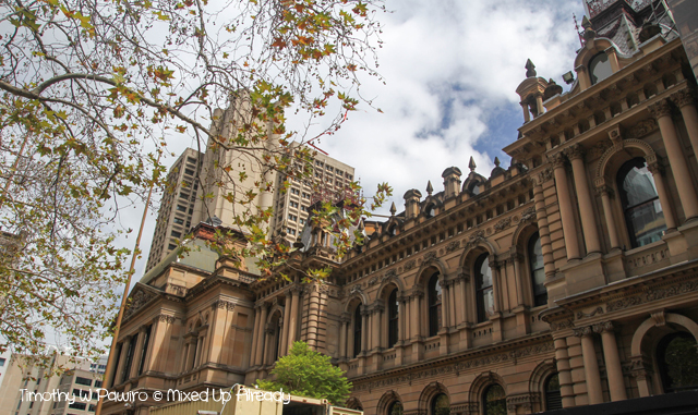 Australia trip - Sydney - Walking Tour - Town Hall