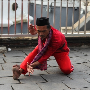 The Old Jakarta…