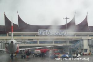 Indonesia - Sumatera - Padang - Airport Minangkabau