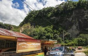 Indonesia - Sumatera - Bukittinggi - Ngarai Sianok - Gulai Itiak Lado Mudo Ngarai