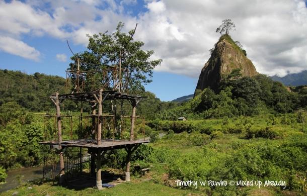 Indonesia - Sumatera - Bukittinggi - Ngarai Sianok - Taruko - The view