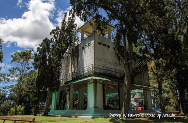 Indonesia - Sumatera - Bukittinggi - Taman Bundo Kanduang - Fort de Kock