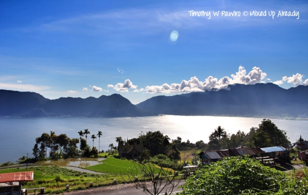 Indonesia - Sumatra - Bukittinggi - Lake Maninjau - View from Kelok 44 (3)